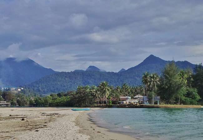 plage Khlong-Prao