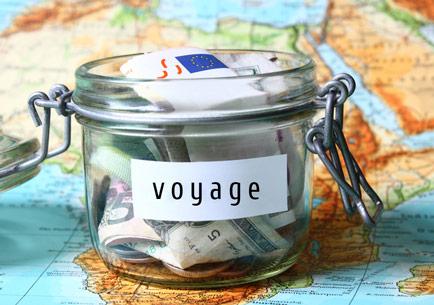 le budget de voyage