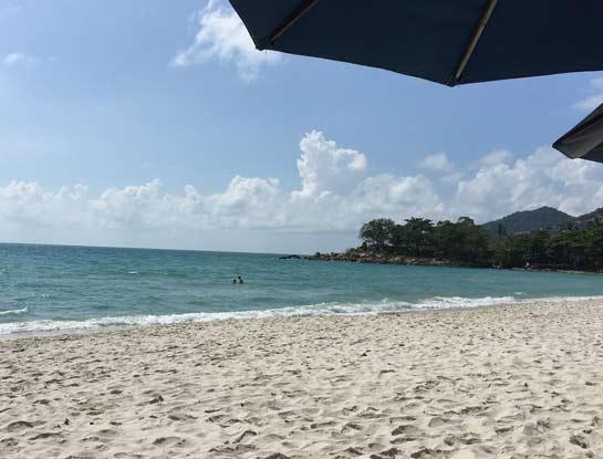 plage chaweng