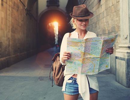 choix destination de voyage