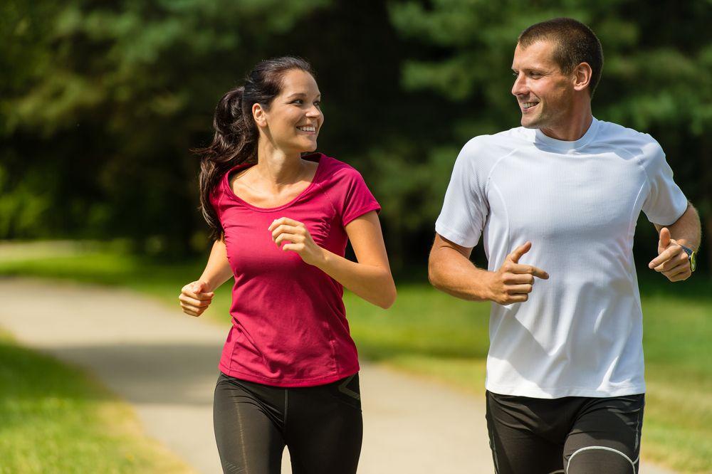 faire de la marche ou la course pendant son voyage