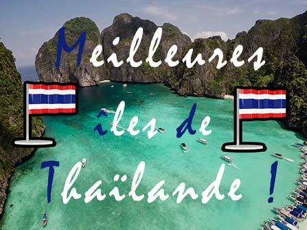 7 paradisiaques plages et îles de Thaïlande de rêve à visiter !