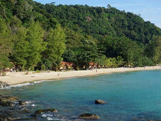 plage white-sand