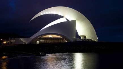 L'auditorium de Tenerife