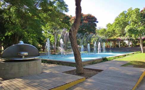 Parc Garcia Sanabria santa cruz