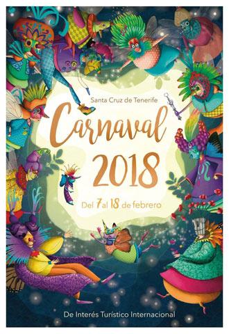fiche carnaval santa cruz tenerife 2018