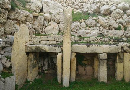 Templesde Ggantija à Xaghra
