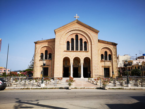 L'église St Denis
