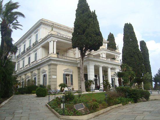 Palais de l'Achilléon