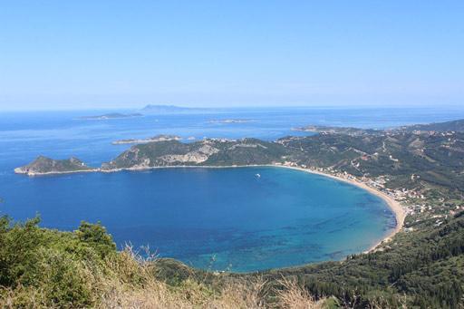 Plage d'Agios Géorgios