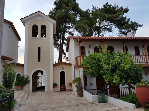 monastere Panagia