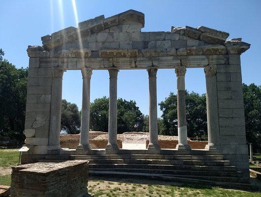 Apollonia albanie
