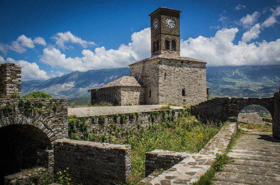 Gjirokastër albanie