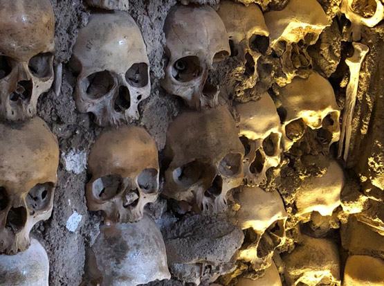 la chapelle des os