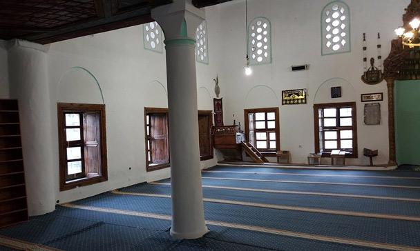 mosquée des rois berat
