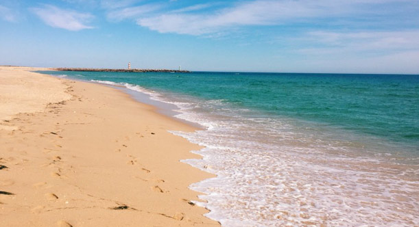 plage ilha deserta