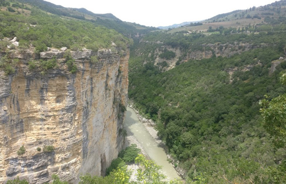 rivière Osum