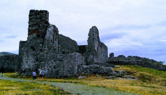 rozafa castle shkoder