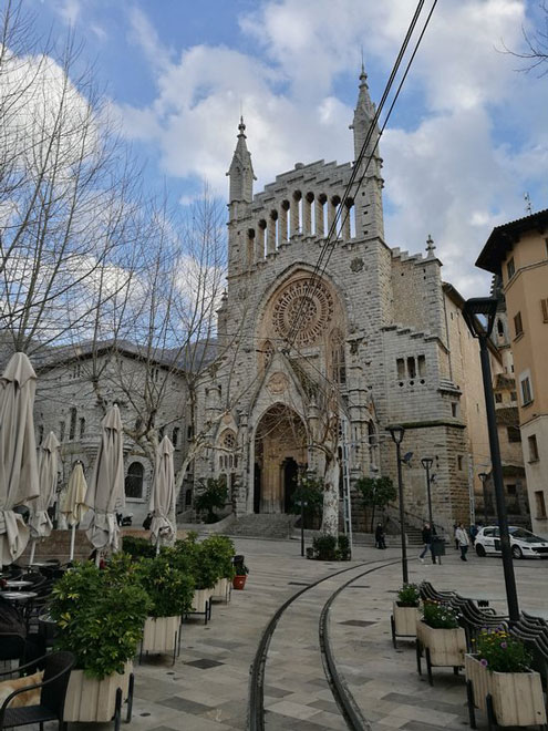 l'église de Saint Barthélemy