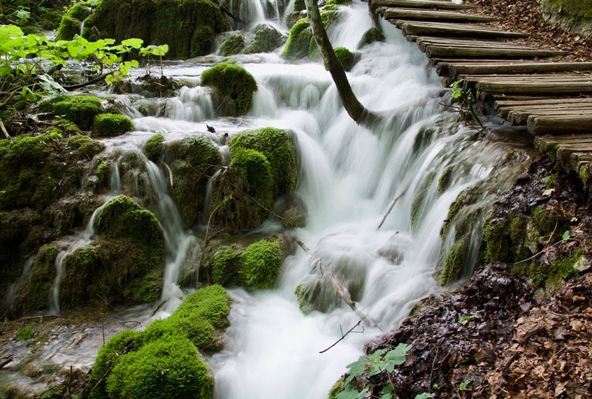 cascade lac plitvice