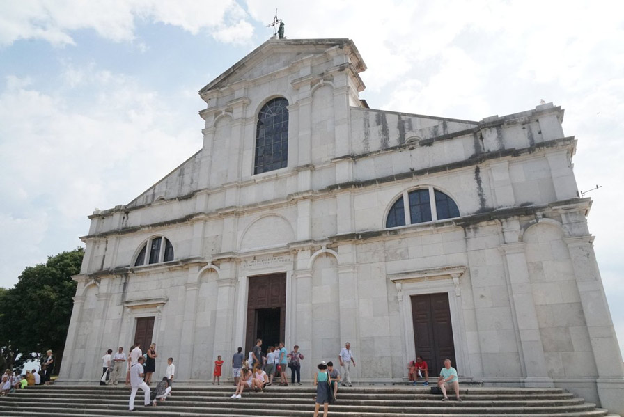 cathédrale Sainte Euphémie