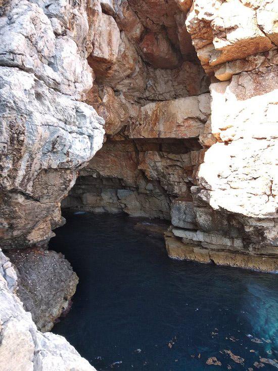 grotte d'Odyssée