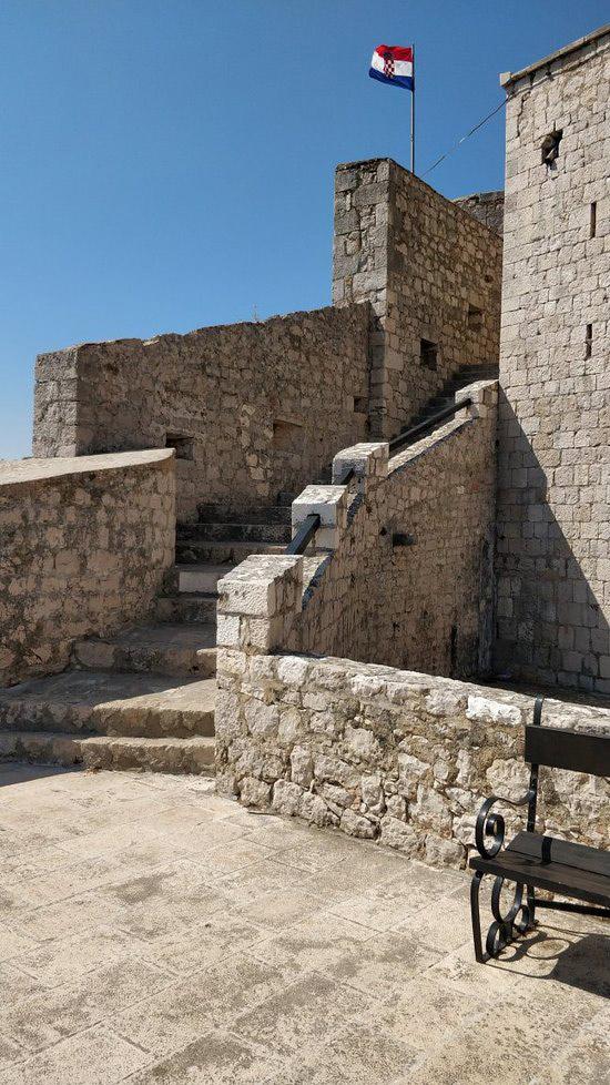 la forteresse Fortica hvar
