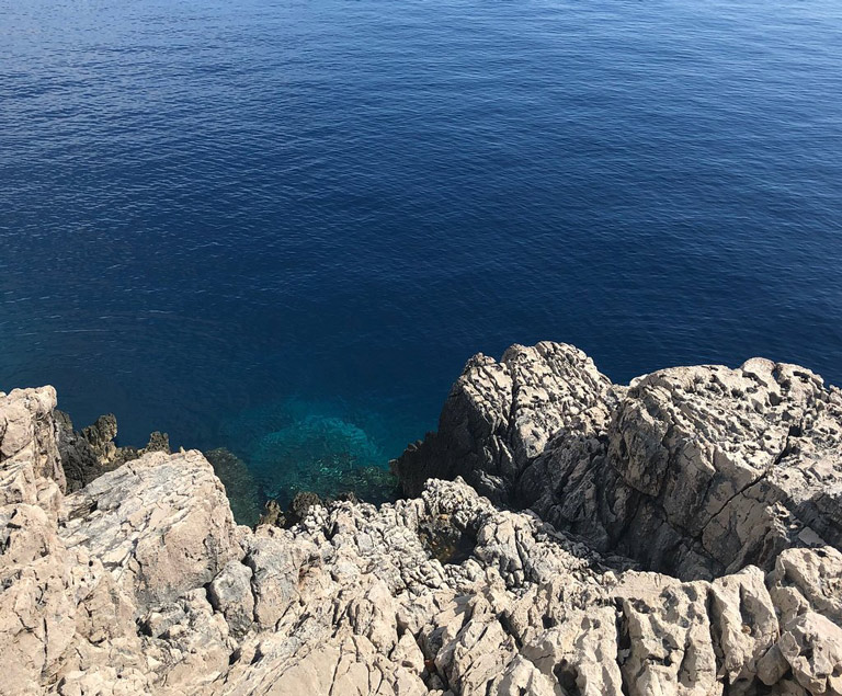 la grotte d'Odyssée