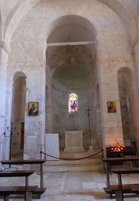 monastère Sainte Marc