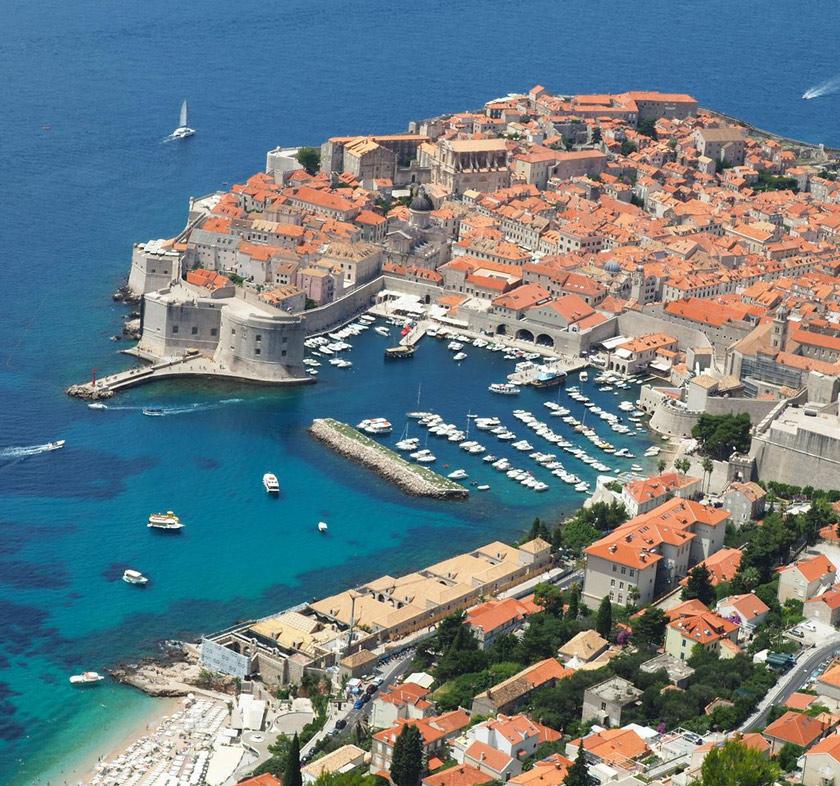 mont Srđ Dubrovnik