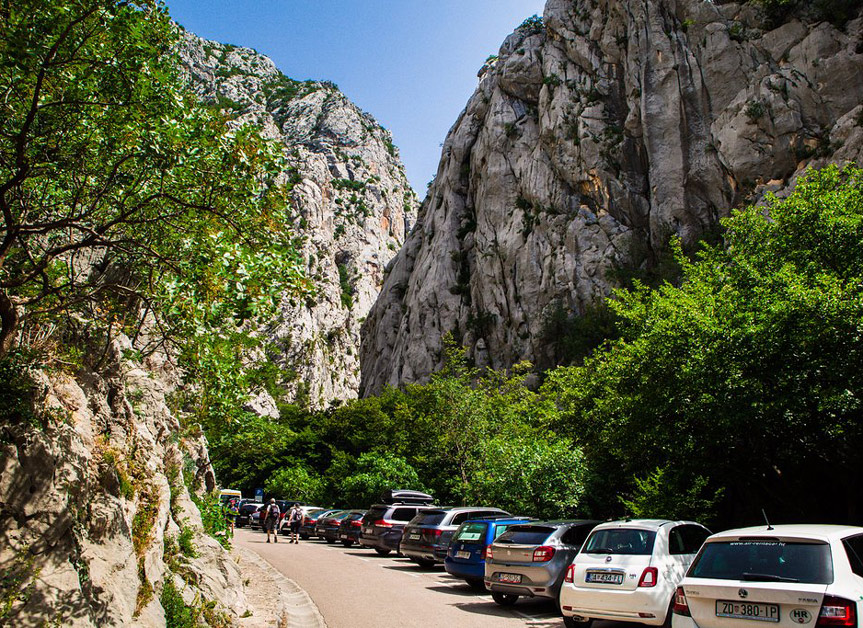 montagne Paklenica