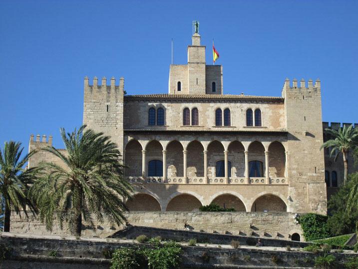 palais royal de l'Almudaina