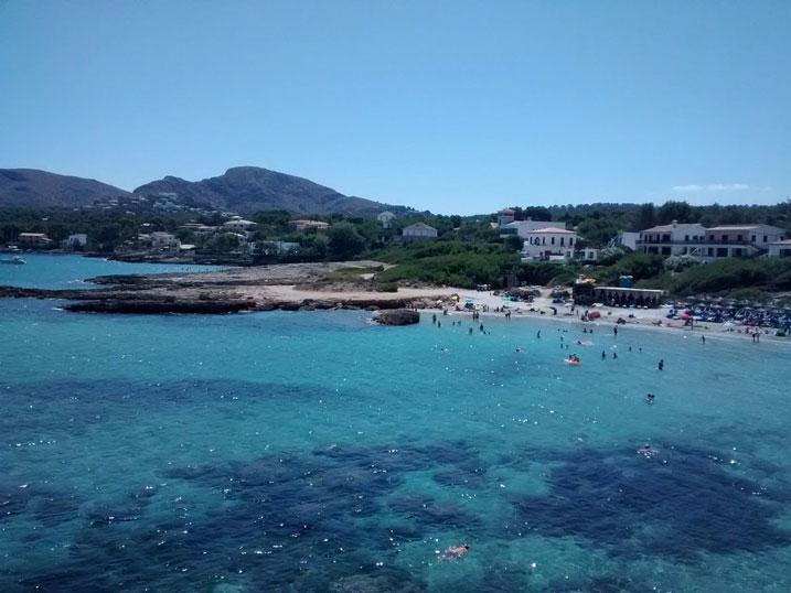 playa sant joan alcudia